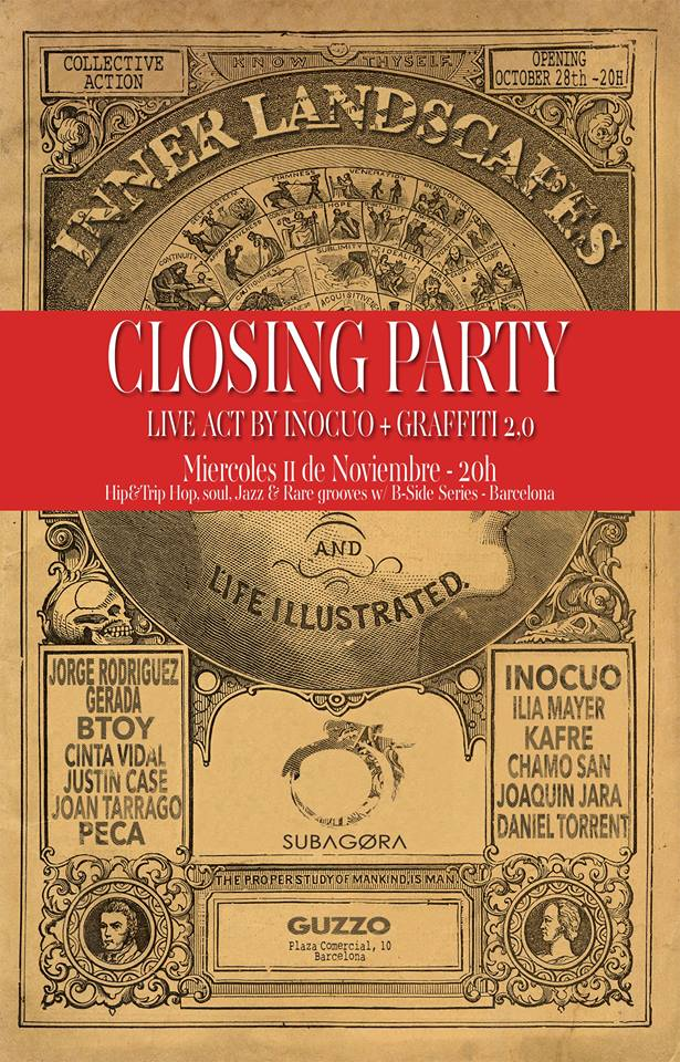 CLOSING PARTY [INNER LANDSCAPES '15]