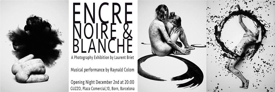 """""""Encre noire et Blanche"""" by Laurent Briet"""