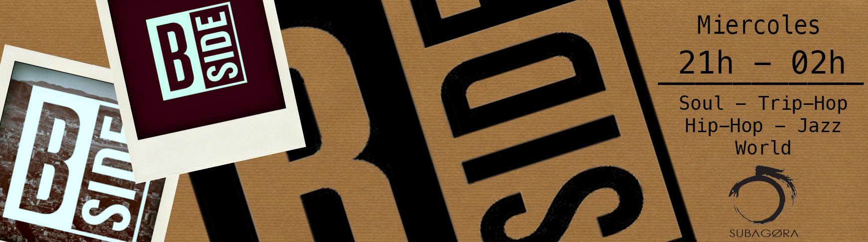 "B-Side Barcelona: El ""Rendez-vous"" experimental de los miercoles @ Guzzo"