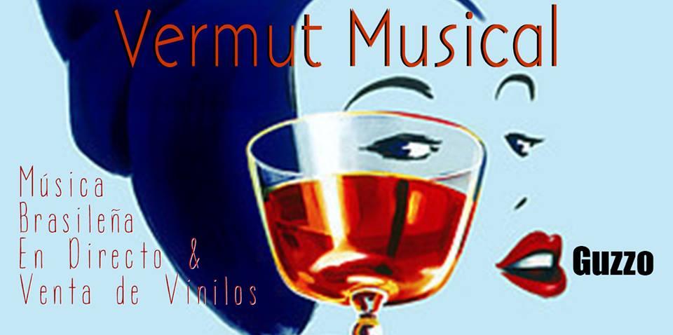 GUZZO Vermut Musical con Choro y venta de vinilos !