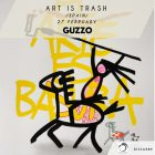 Art is Tra$h aka Francisco De Pajaro – Live Painting @ GuzzoClub